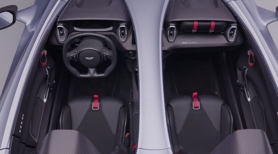 Martin V12 Speedster Aston Martin Supercars Gallery