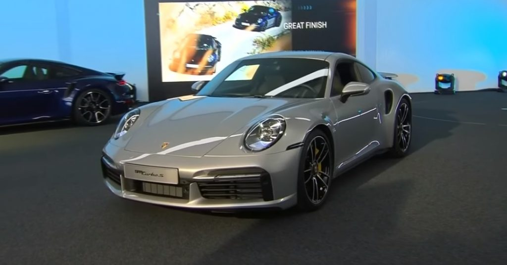 why is the new 911 turbo s so powerful