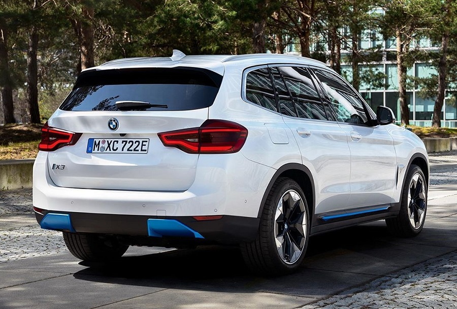 The Bmw Ix3 Will Be Produced Only In China From This Summer