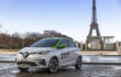 500 Renault ZOE electric will be launched in Paris as part of the Zity e-car sharing service