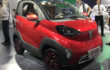 Baojun E100, tiny electric car for Chinese market by SAIC-GM.