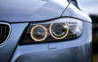 How to clean dim cloudy car headlights and get a glossy finish