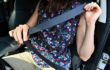 How to free a stuck seat belt