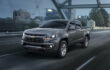 Chevrolet updates the American Colorado