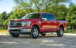 Does the 2021 Ford F-150 have wireless charging?