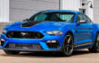 Ford brings back the fast and remembered Mustang Mach 1