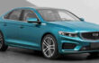 Geely new sedan's pictures leaked online - common platform with Volvo, launch by 2020