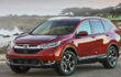 How to reset low tire pressure warning on Honda CR-V