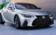 Lexus IS 2021: the biggest change is on the outside