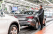 Daimler workers fears new cuts in the workforce
