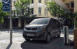 Peugeot e-Traveler: an electric van with up to 330 km of range and nine seats