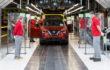 Vehicle production resumes at Nissan's Sunderland plant in UK