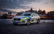 Volvo Cars delivers 2,200 new Swedish police cars