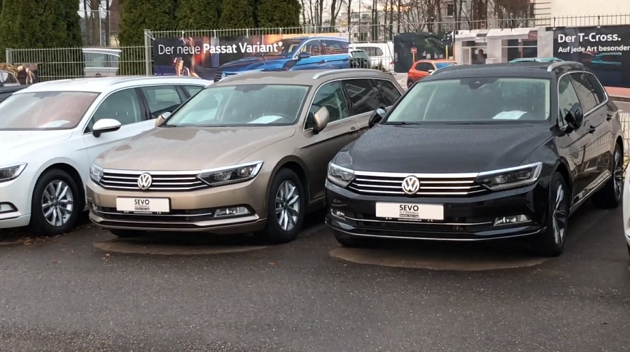 Number of new vehicle registrations drops by 50 percent in May 2020 in  Germany