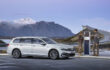 The improved hybrid Passat will run on without gas
