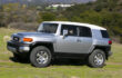 How to enable Traction Control on Toyota FJ Cruiser