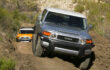 How to use H2, H4 and L4 on Toyota FJ Cruiser