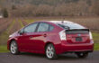 How to operate windshield wipers and washers on 2011 Toyota Prius