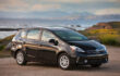 How to use Adaptive Cruise Control on Toyota Prius V