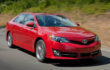 How to turn on or off Daytime Running Lights on Toyota Camry