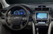 How to use steering wheel audio controls on Toyota Camry