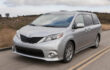 How to play music with AUX input on Toyota Sienna