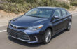 How to enable or disable Daytime Running Lights on Toyota Avalon