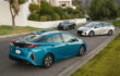 How to control climate on Toyota Prius Prime remotely on phone app