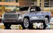 How to unlock steering wheel on Toyota Tundra