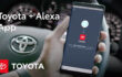 How to link Amazon Alexa to Toyota Remote Connect App