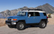 How to use 115-Volt Power Outlet on Toyota FJ Cruiser