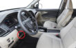 How to adjust the steering-wheel position on Honda Pilot