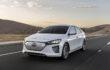 Hyundai soaring - new electric brand Ioniq boosts the share