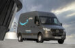 Daimler delivers more than 1,800 electric vans to Amazon