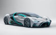 1000 miles range, top speed 221 mph: This is the hydrogen answer to Tesla & Co