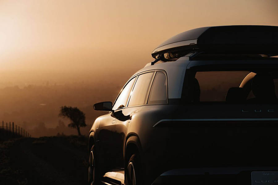 Lucid Motors to launch electric SUV based on Air sedan
