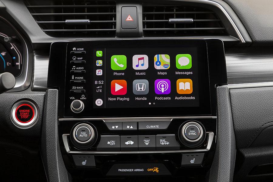 Apple Carplay On Honda Civic How To Connect