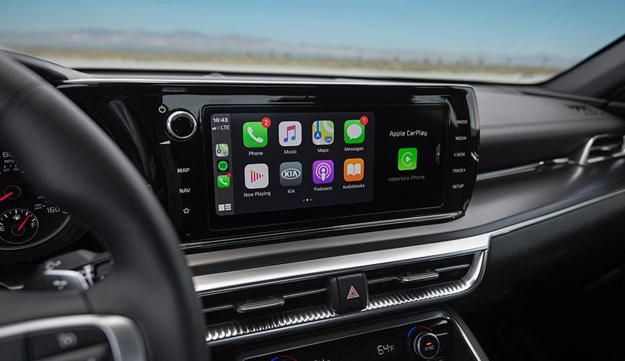 apple carplay on kia k5 / optima, how to connect